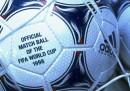 I palloni dei Mondiali