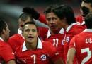 Il Cile ai Mondiali