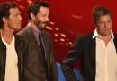 Le foto dei Guys' Choice Awards 2014