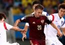 Russia-Corea del Sud 1-1
