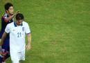 Giappone-Grecia 0-0