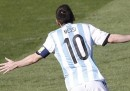 L'Argentina ha vinto, all'ultimo minuto