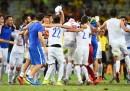 Grecia-Costa d'Avorio 2-1
