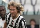 La partita fra vecchie glorie Juventus-Real Madrid