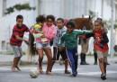 Brasile 2014, il primo giorno