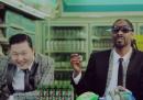 La nuova canzone di Psy e Snoop Dogg