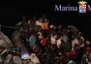 Almeno 10 migranti morti nel canale di Sicilia