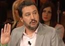 Salvini vuole raddoppiare i voti della Lega in Emilia-Romagna