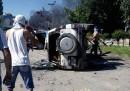 Gli scontri tra albanesi e serbi in Kosovo