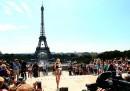Le foto di Maria Sharapova a Parigi