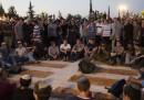 I funerali dei tre ragazzi israeliani