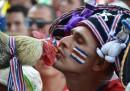 Brasile, le foto del venticinquesimo giorno