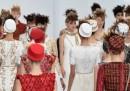 La sfilata di Chanel a Parigi – foto