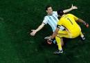 L'Argentina è in finale, dopo i rigori