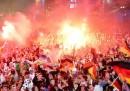Le foto della festa a Berlino