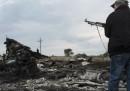 La scena del volo MH17