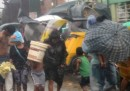 Le foto del tifone nelle Filippine