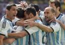 L'Argentina è in semifinale, il Belgio fuori
