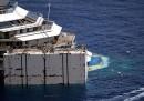 La Concordia sarà smantellata a Genova