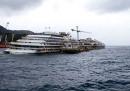 La Concordia presto tornerà a galleggiare