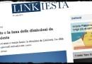 Le dimissioni del direttore de Linkiesta