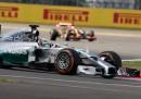 Lewis Hamilton ha vinto il Gran Premio d'Inghilterra di Formula 1