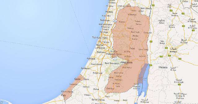 Cartina Fisica Palestina.11 Cose Minime Da Sapere Su Gaza Il Post