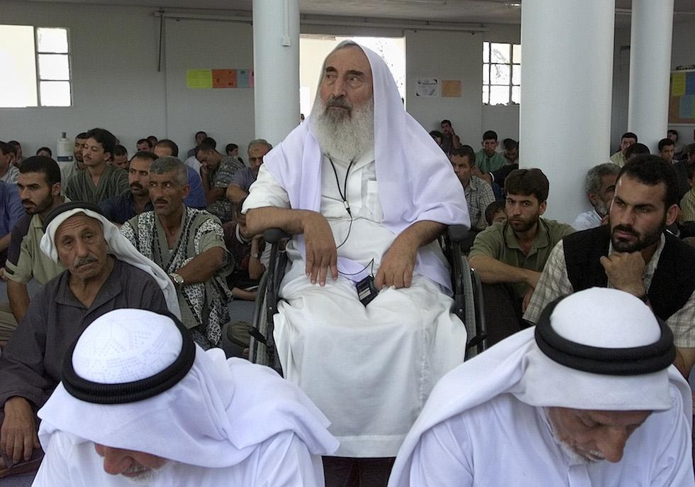 Sheik Ahmed Yassin
