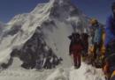 La prima spedizione pakistana sul K2