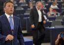Il discorso di Renzi al Parlamento europeo