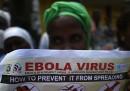 I pazienti scappati dal centro per malati di ebola sono stati ritrovati