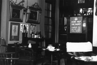 Propaganda al pub