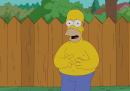 L'Ice Bucket Challenge di Homer Simpson