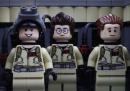 Ghostbusters in stop-motion, fatto con i Lego