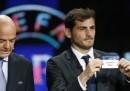 I gironi di Champions League