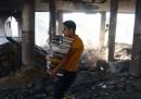 Nella Striscia di Gaza si spara ancora