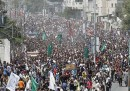 I funerali dei leader di Hamas