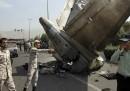 Un aereo passeggeri è precipitato in Iran