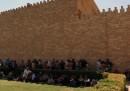 I cristiani in fuga da Bakhdida, Iraq