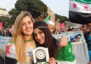 Le due italiane scomparse in Siria