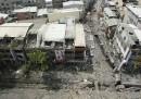 Le grandi esplosioni a Taiwan
