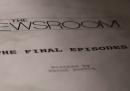 Il nuovo trailer della terza stagione di The Newsroom