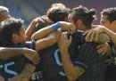I sette gol dell'Inter contro il Sassuolo - video