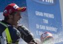 La vittoria di Valentino Rossi a Misano