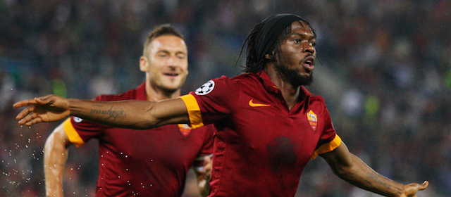 Manchester City Roma