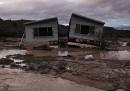 Le alluvioni nel sud degli Stati Uniti