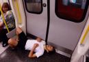 L'uomo più veloce della metropolitana
