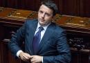 Il discorso di Renzi alla Camera