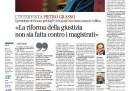 Nuova grafica Corriere della Sera