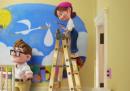 Tutti i colori della Pixar